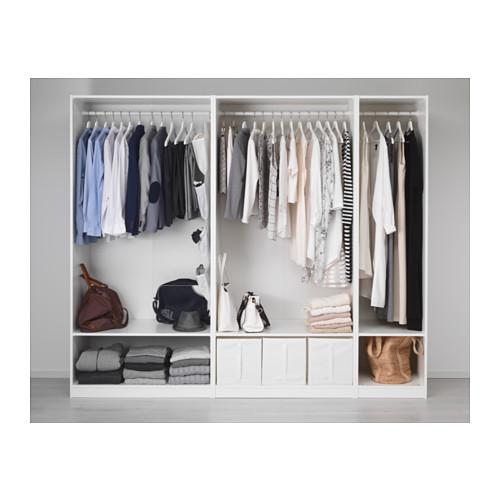 Kleiderschrank sortieren, aufräumen, ordnen