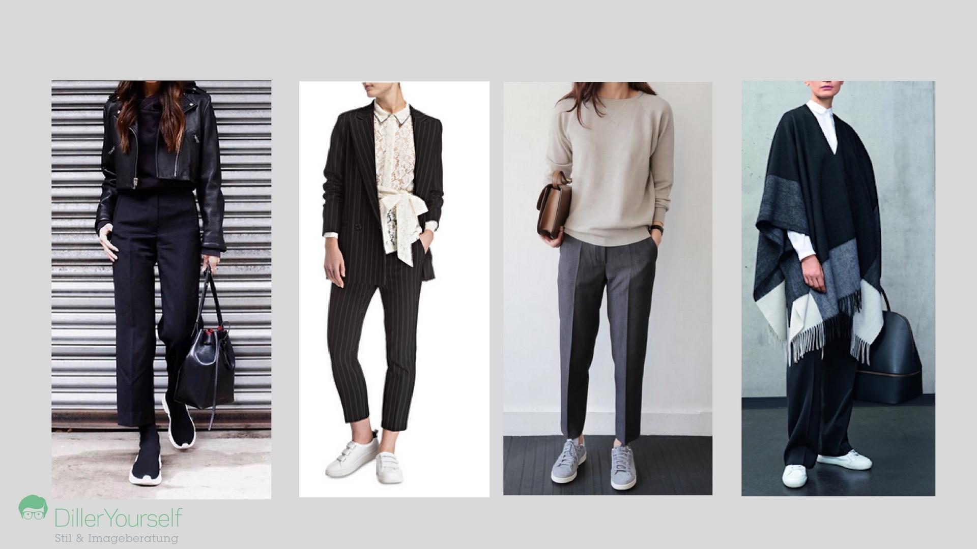 sneaker im business kombinieren so sieht es gut aus. Black Bedroom Furniture Sets. Home Design Ideas