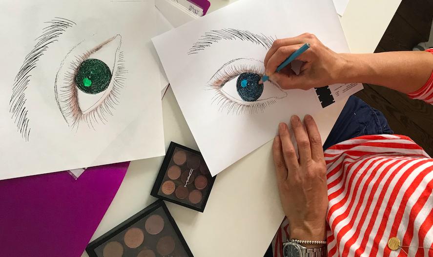 7 Einfache Tipps Wie Ihnen Ein Tolles Augen Make Up Gelingt
